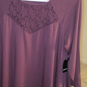 Torrid lace top 00